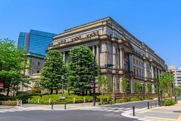 日本銀行 Wall mural