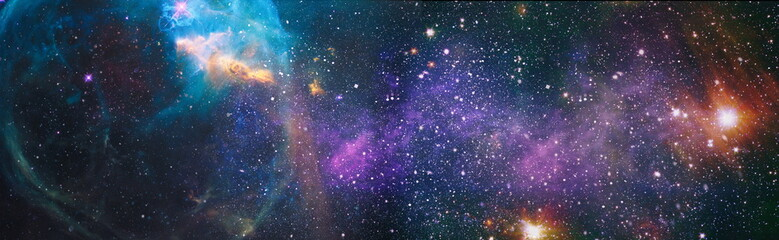 High quality space background. Elements of this image furnished by NASA.