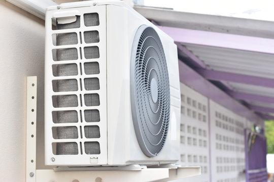 air conditioner condenser, ductless mini-splits
