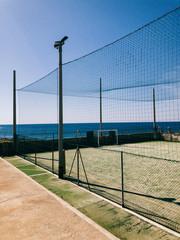 Seaside Soccer Pitch
