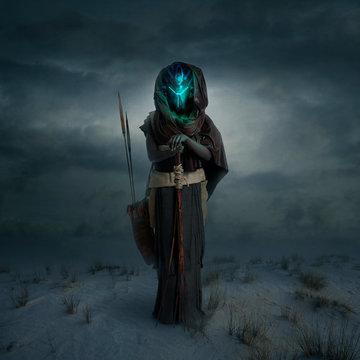 nomad warrior - Afrofuturism