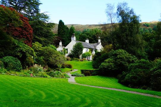 Rydal Mount, Lake District,  England