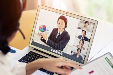 ビデオ会議 オンライン授業
