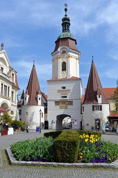 Steiner Tor Wahrzeichen von Krems an der Donau