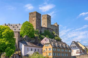 Burg Runkel in Hessen