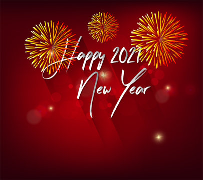Happy new year 2021. Chinese new year, year of the ox(Chinese translation : Happy chinese new year 2021, year of ox)