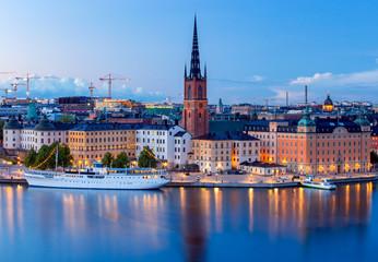 Stockholm. Gamla Stan. Fototapete