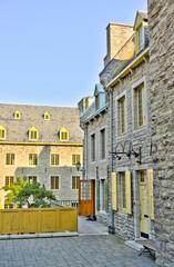 Wall Mural - Quebec City, historical center