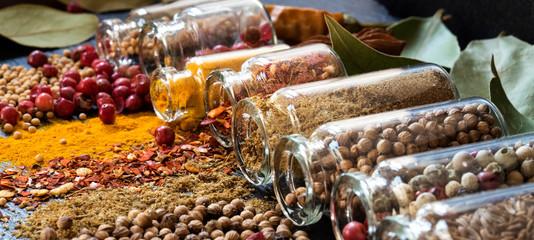 Fototapeta Spices obraz