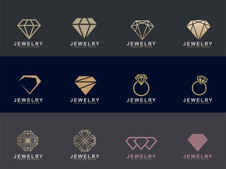 Set of Jewelry logo