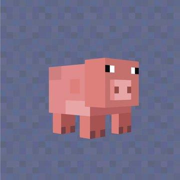 Minecraft chikibamboni 8-bit Pixel Layout game elements, web, user interface.