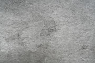 Fototapete - Grey black slate stone background or texture