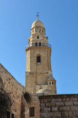 Church of the Assumption of the Virgin on Mount Zion.