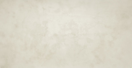 Old white paper background illustration with soft blurred texture on borders in light pale brown or beige color with blank center, plain simple elegant off white background