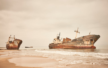 Angola Shipwrecks