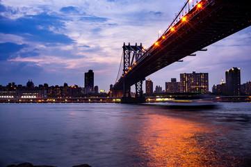 Ponte di Brooklin a New York