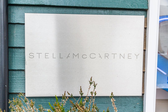 Editorial, Sign or logo of Stella McCartney
