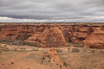 Canyon de Chelly National Monument in Arizona - fototapety na wymiar