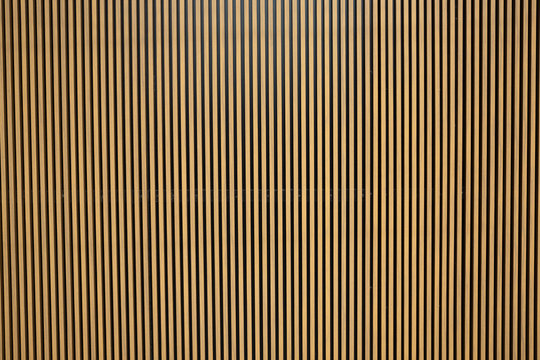 Background made of wood slats