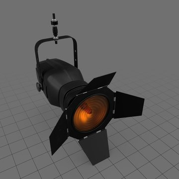 Theater stage light 3