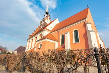 Church in Niemodlin