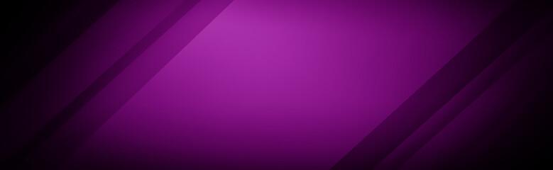 Dark purple wide banner background