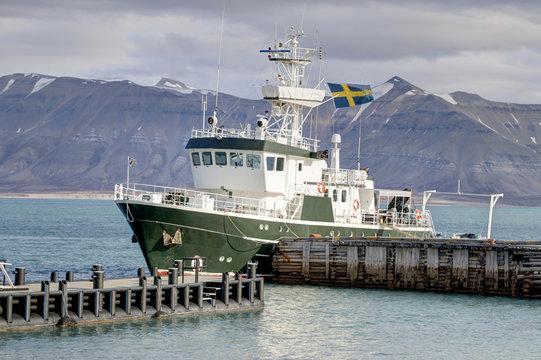 archipel du Svalbard (Spitzberg) en Norvège