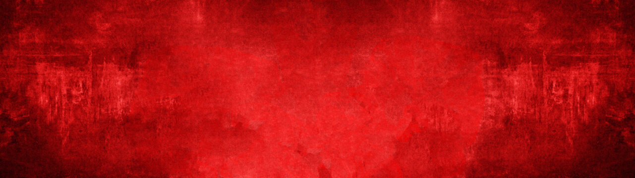 Abstract dirty rustic fire red texture, trend color 2020