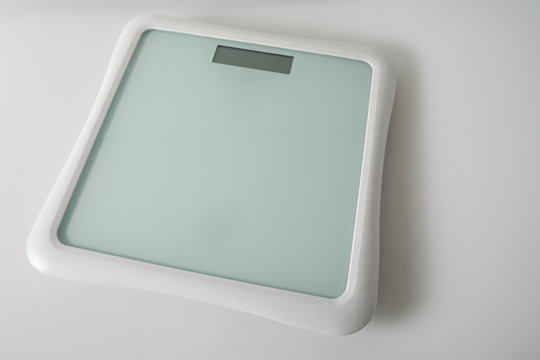 A Bluetooth weight scale used for home monitoring by health care services and hospitals to monitor patients