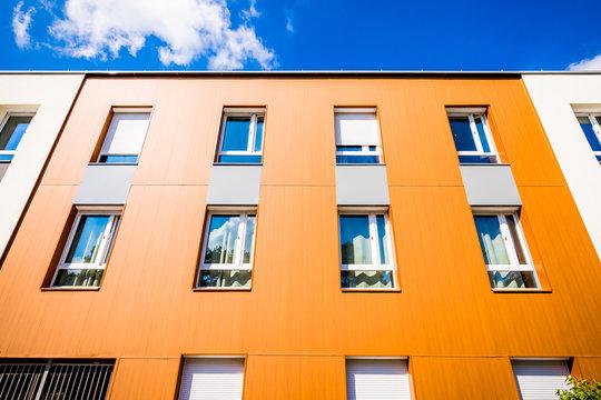 Immeuble écologique à Bron