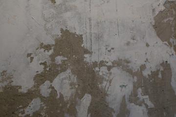 Fotobehang Oude vuile getextureerde muur old rusty metal texture