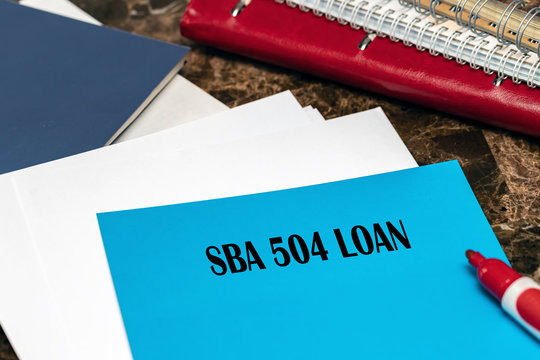 SBA 504 loans provide long-term financing to purchase real estate, equipment, and other fixed assets.
