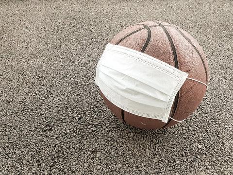 Basketball COVID Pandemic