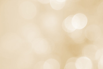 Beautiful autumn and holiday background. Sunlight big, blur large bokeh close-up. Yellow texture. A...