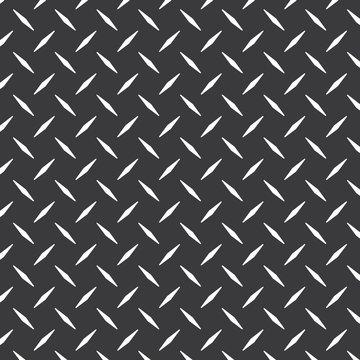 diamond plate metal texture background vector design