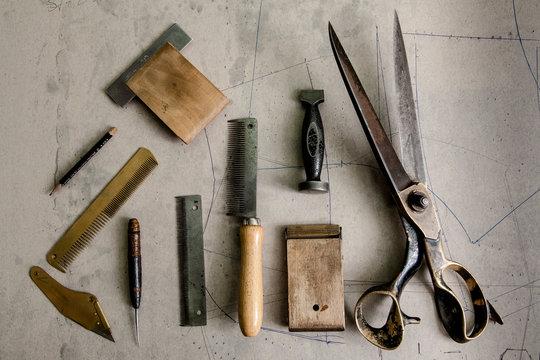 Furrier tools
