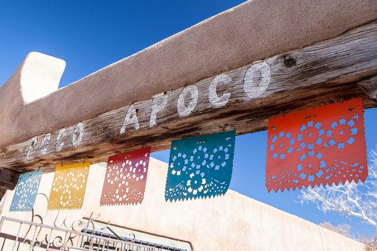 Old Town Plaza Alburqueque USA
