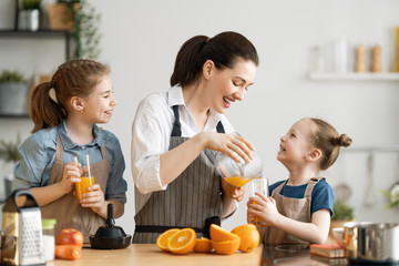 Keuken foto achterwand Hoogte schaal Healthy food at home.