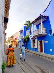Wall Mural - Cartagena de Indias, Colombia, HDR Image