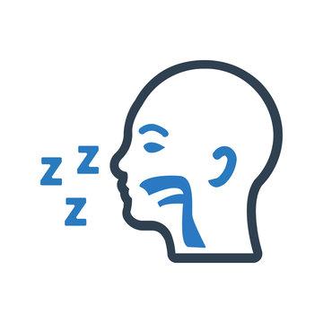 Sleep apnea icon