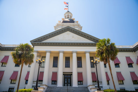Florida State Capitol Building Tallahassee FL USA