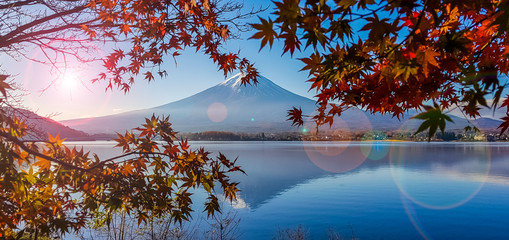 Autumn at Mt.Fuji