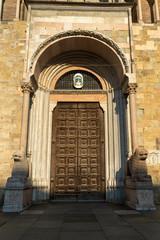 Fototapete - Duomo of Parma, Italy