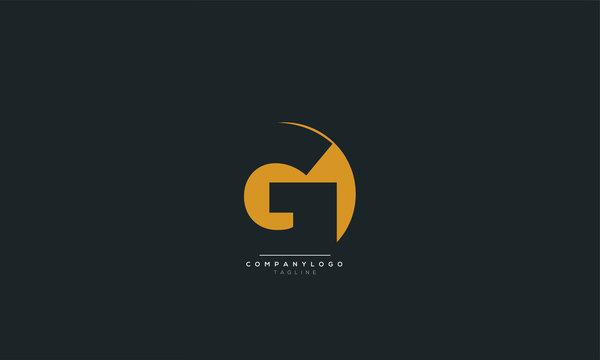 Letter G Logo Alphabet Design Icon Vector Symbol