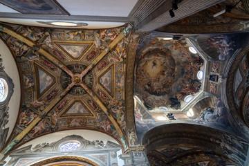 Fototapete - Duomo of Parma, Italy, interior