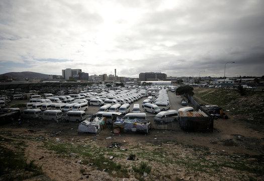 The coronavirus disease (COVID-19) lockdown in Cape Town