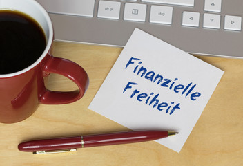 Finanzielle Freiheit