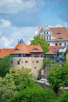 Mühlbastei und Ortenburg Bautzen