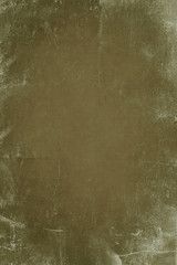 Olive wall texture background, old grungy texture. Texture, wall, concrete for backdrop or...