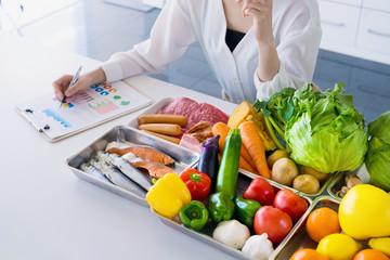 Fototapeta 食材 栄養 obraz